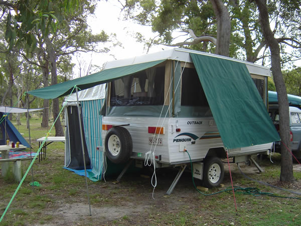 Pop Up Awning - Awnings, Aluminum, Outdoor, Home